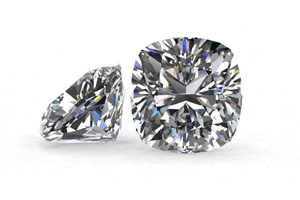 Cushion Cut Diamond by Grand Diamonds