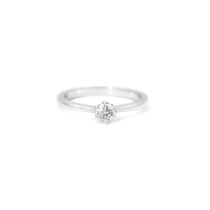 Solitaire Diamond Ring Grand Diamonds Cape Town