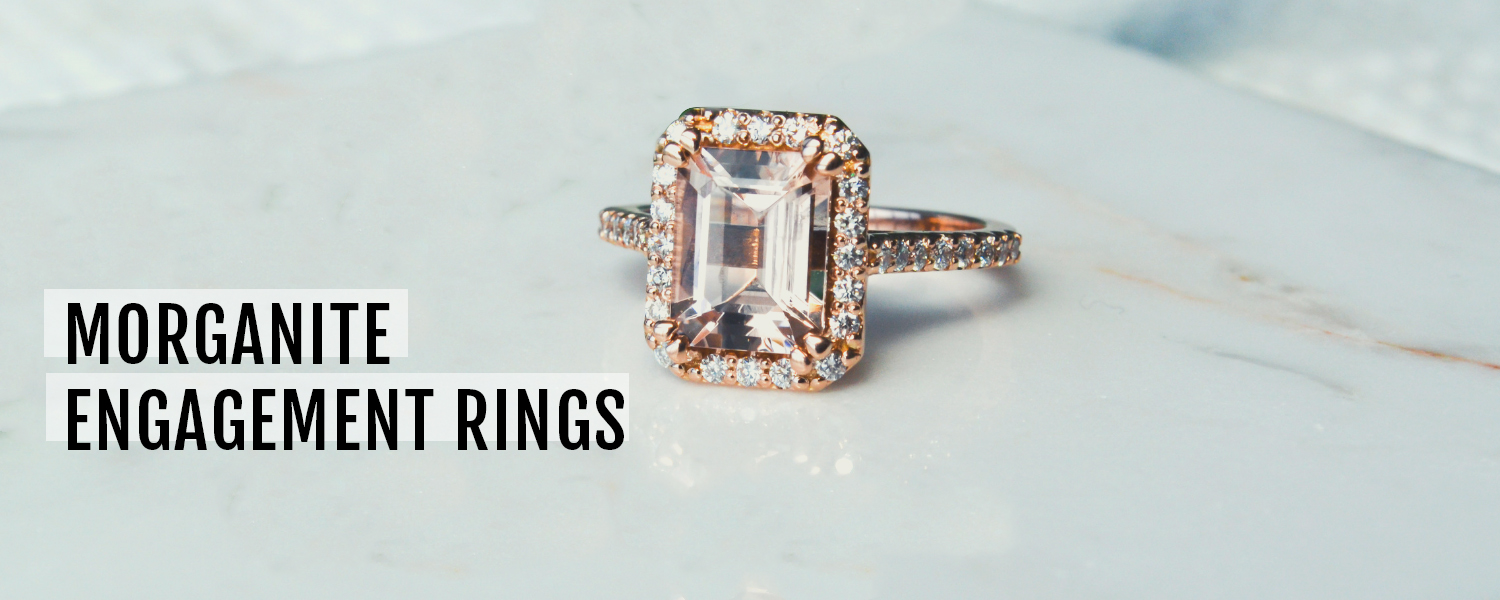 Morganite Engagement Rings Cape Town South Africa
